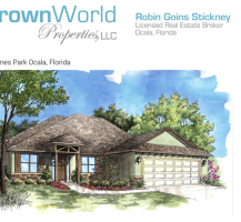 Crown World Properties Website