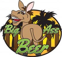 Big Ass Beer Logo Design