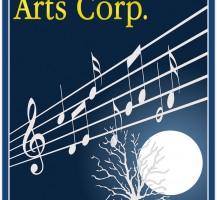 Prometheus Arts Corp Logo Design