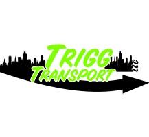 Trigg Transport Logo Design
