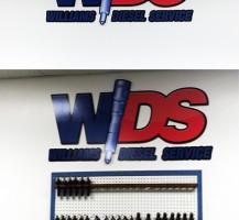 Williams Diesel Service PVC Signs