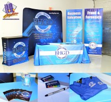 BHGD Trade show Displays & Promotional Items