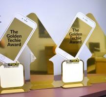Re-tech Golden Techie Trophies