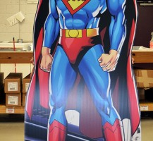 Super Dad Cutout for Ford Of Ocala