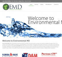 Environmental MD Website