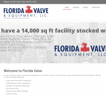 Florida Valve Website