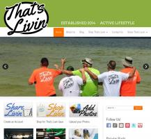 That's Livin Website