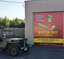Only The Best Builder Garage Door