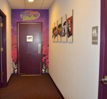 BB Graphics Production Entrance Hallway