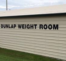 Trinity Catholic High School Weight Room