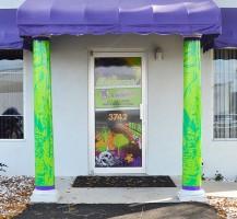 BB Graphics Entrance