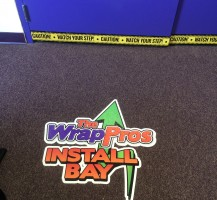 The WrapPros Install Bay Floor