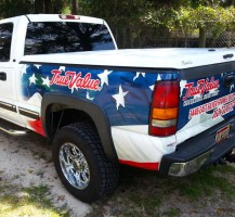 True Value Hardware Truck Bed Wrap