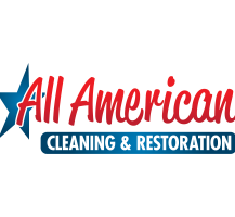 All American Cleaning & Restoration Logo Design
