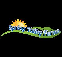Spring Valley Farms Logo Design