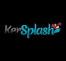 KerSplash Logo Design