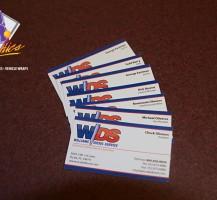 William's Diesel Team Business Cards