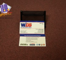 William's Diesel Business Cards