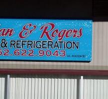 Allen and Roger