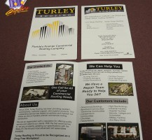 Turley Roofing Booklets