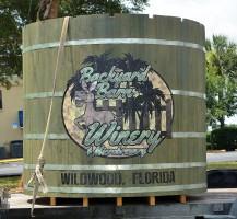 Backyard Barn Winery & Microbrewery Water Barrel