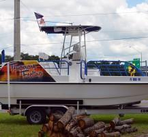 Temporary Feeling Boat