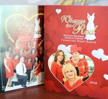 Women In Red Booklet