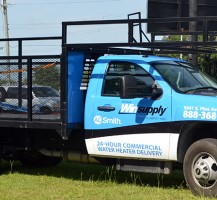 Winnsupply Plumbing Truck