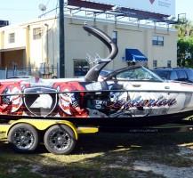 Centurion Joker Boat