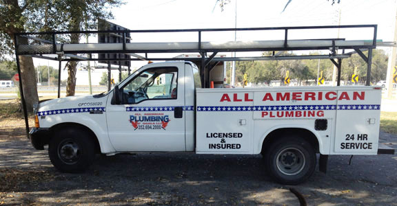 all american plumbing truck bb graphics amp the wrap pros 88373