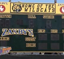Zaxby's Scoreboard