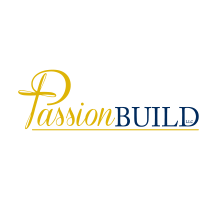 Passion Build Logo Design