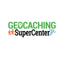 Geocaching SuperCenter Logo Design