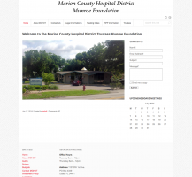 Marion County Hospital District Trustees Munroe Foundation Website