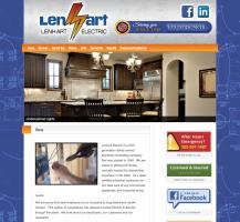 Lenhart Electric Website