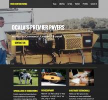 Fred Burton Paving website