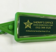 Marion County Sheriff Hand Sanitizer