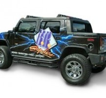 BB Graphics Hummer