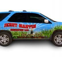 Jerry Martin Refrigeration Van