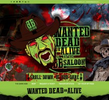 BBG Halloween Website