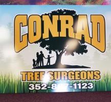 Conrad Tree Service Sign