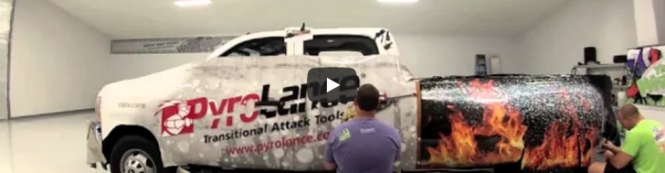 Pyrolance Transitional Attack Tools Partial Wrap Time Lapse