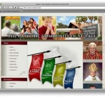 The Catholic Community Website