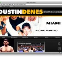 Dustin Denes Website