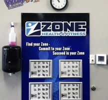The Zone – West – Wall Graphics 3