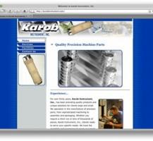 Karob Instrument Website