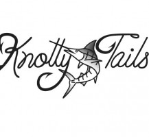 Knotty Tails Logo Design