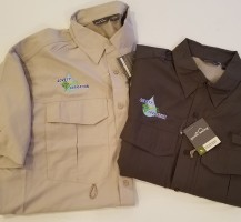 Lovett Irrigation Embroidery Shirts