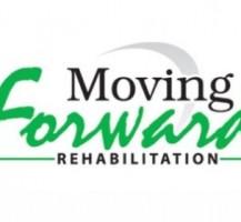 Moving Forward Rehabilitation Logo Design