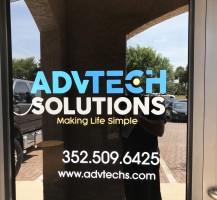 AdvTech Solution Sign